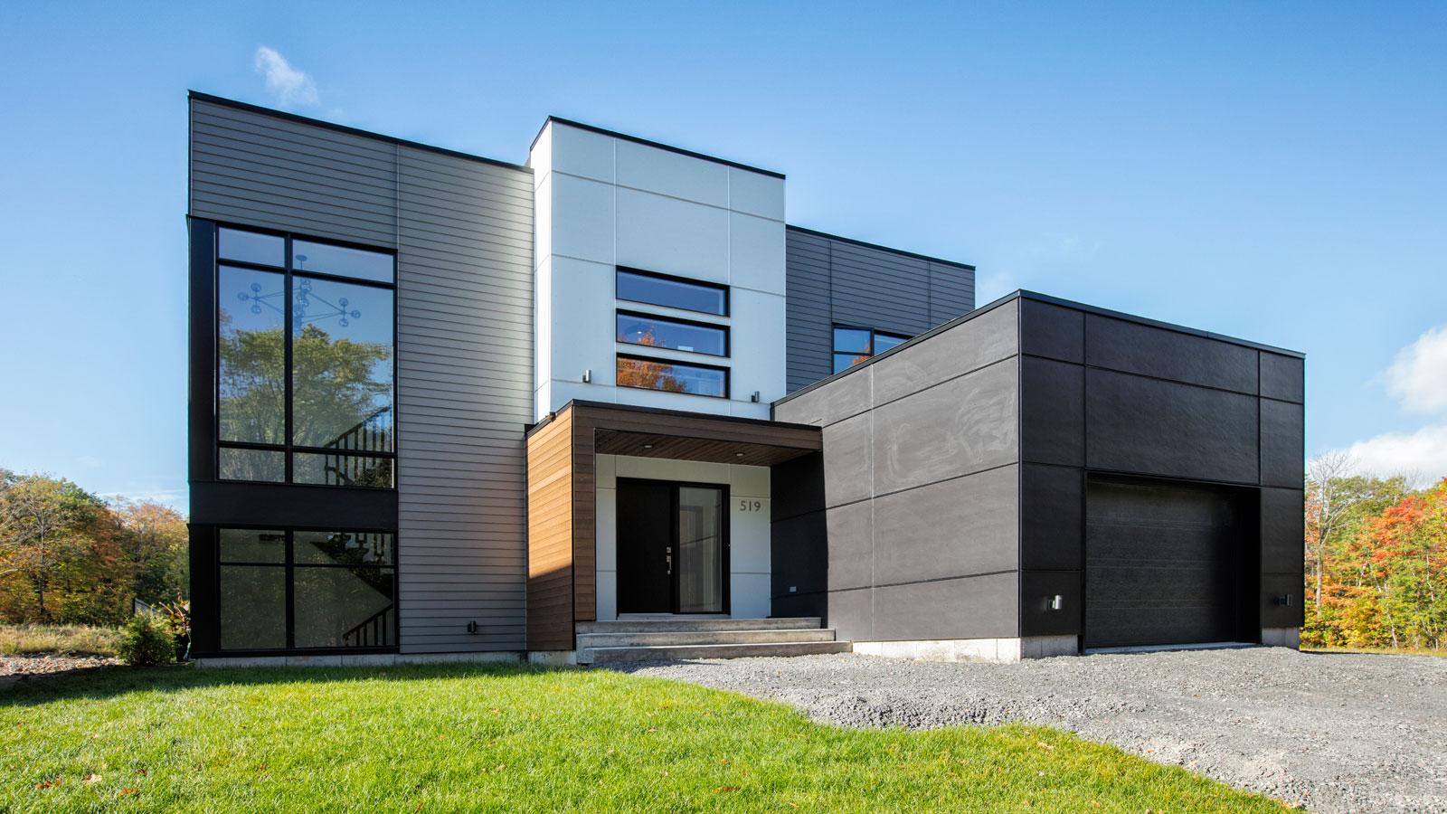 Maison moderne quebec maison moderne maison moderne for Architecte maison moderne quebec
